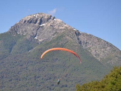 Parapente desde el Cerro Alico